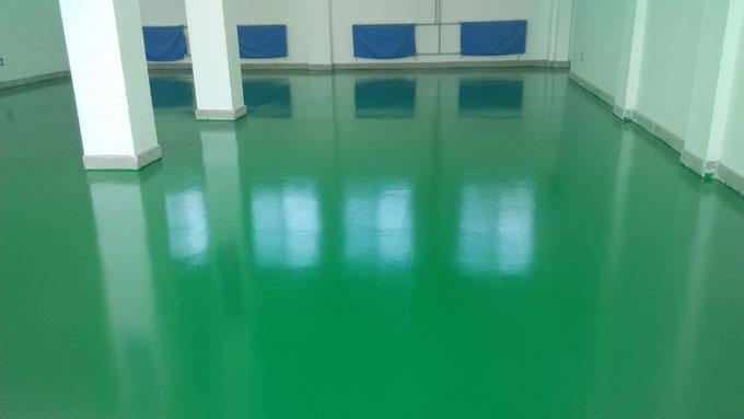 水性地坪漆与普通涂料区别