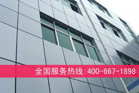 氟碳漆应用于外墙涂料的优势