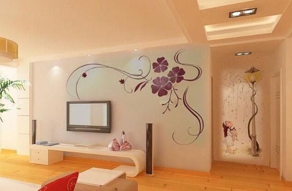 墙面油漆涂料